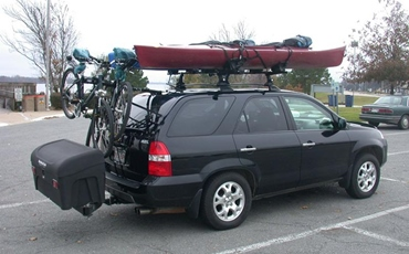 Best Hitch Cargo Carriers Featured