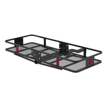 CURT 18153 Basket Trailer Hitch Cargo Carrier