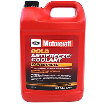 Genuine Ford Fluid VC-7-B Gold Concentrated Antifreeze-Coolant
