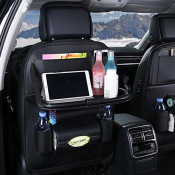 How to Install a Backseat Organizer