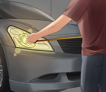 How to Install and Adjust Halogen Headlights