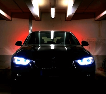 Medium Intensity LED headlights