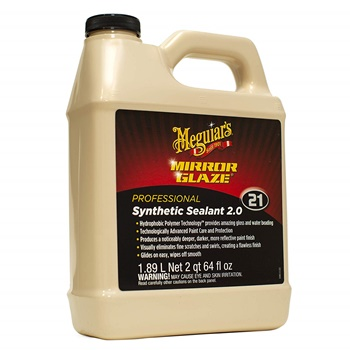 Meguiars M2164 Mirror Glaze Synthetic Sealant 2.0