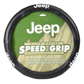 Plasticolor Jeep Steering Wheel Cover