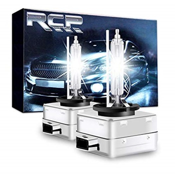 RCP - D1S6 6000K Xenon HID Replacement Bulb