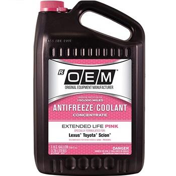 Recochem OEM 86-174POEM Pink Premium Antifreeze