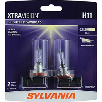 SYLVANIA XtraVision - High Performance Halogen Headlight Bulb