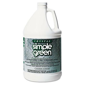 Simple Green 19128 Crystal Industrial Degreaser 1 Gallon Bottle