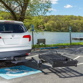 Types of Hitch Cargo Carriers