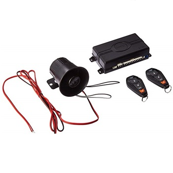 Viper 3400V 3-Channel 1-Way Car Alarm