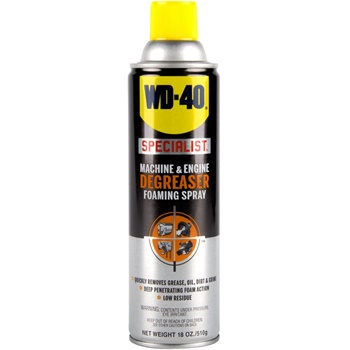 WD-40 Specialist Machine & Engine Degreaser Foaming Spray