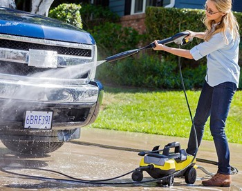 What You Need the Pressure Washer For