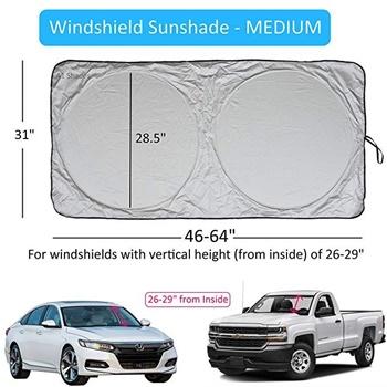 A1 Shades Windshield Sun Shade