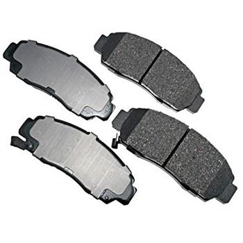 Akebono ACT787 ProACT Ultra-Premium Ceramic Brake Pad Set