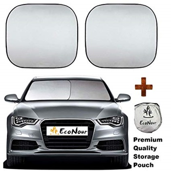 EcoNour Car Windshield Sun Shade