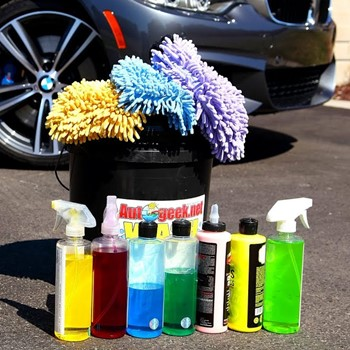 Equipment You Need to Wash Your Car