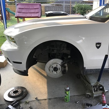 How to Remove and Install Brake Pads