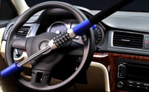 Best Steering Wheel Locks Featured