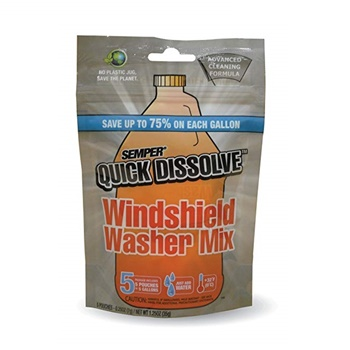 CAF SEMPER Quick Dissolve Windshield Cleaner Mix