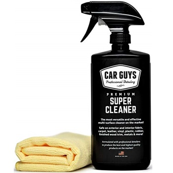 CarGuys Super Cleaner - Effective All-Purpose Cleaner