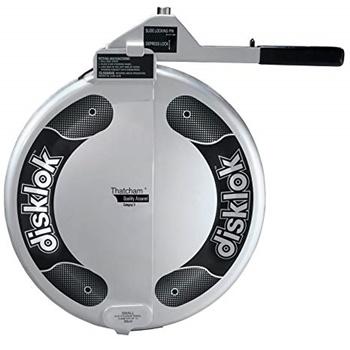 Disklok Security Device - Steering Wheel Lock - Full Cover