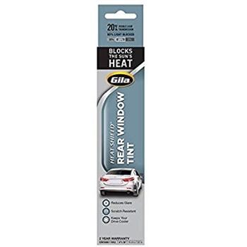 Gila Heat Shield 20% VLT Automotive Window Tint