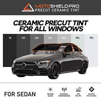 MotoShield Pro Precut Ceramic Tint Film