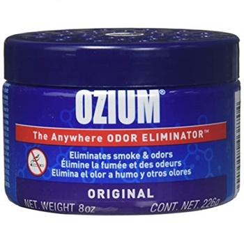 Ozium 806326 Large Gel 8Oz Smoke & Odors Eliminator