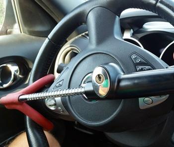 Steering Wheel Lock Reviews