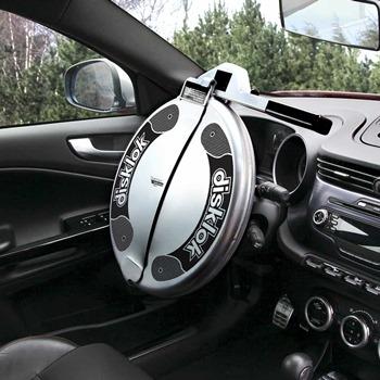 Types of Steering Wheel Locks