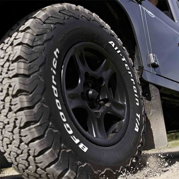 All-Terrain Tire Buying Guide