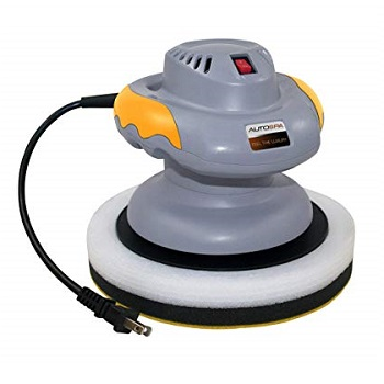 "AutoSpa 94001AS Random Orbital 10"" 120V Automotive Polisher"