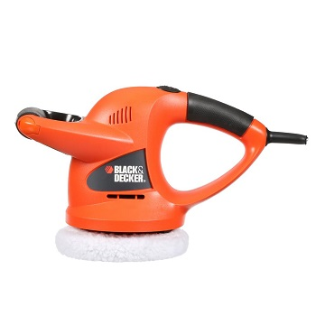 BLACK+DECKER 6-inch Random Orbit Polisher