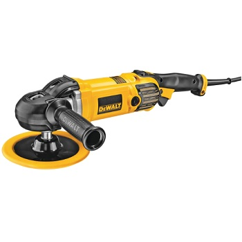 DEWALT Buffer/Polisher, Variable Speed, Soft Start