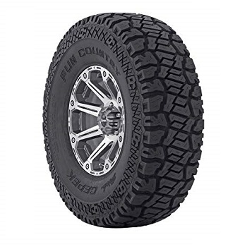 Dick Cepek Fun Country All-Terrain Radial Tire - 31X10.50R15LT 109Q