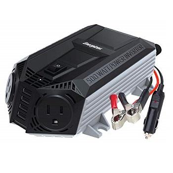 ENERGIZER 500 Watt Power Inverter USB Charging Ports