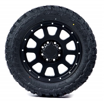 Federal Couragia M/T Mud-Terrain Radial Tire-33x12.5R20 114Q