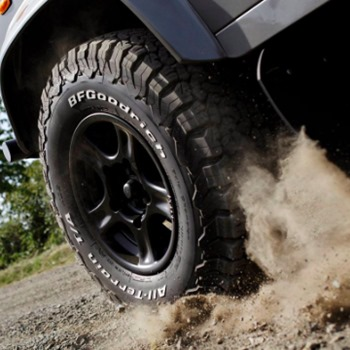 How Long Do All-Terrain Tires Last