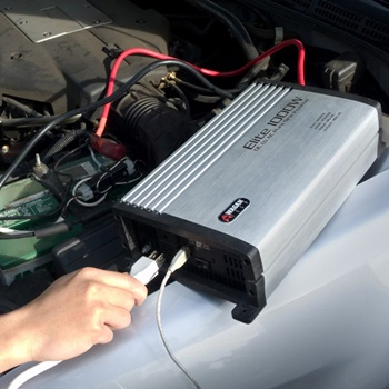 How to Install and Use Car Power Inverters