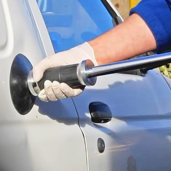 How to Use a Dent Puller