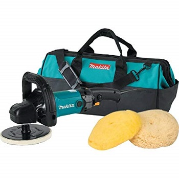"Makita 9237CX3 Makita 7"" Polisher Kit"