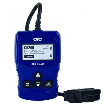 OTC Tools 3208 OBD II and ABS Scan Tool