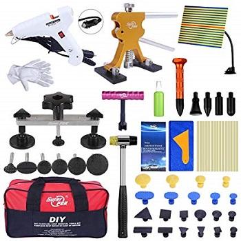 Super PDR Dent Puller Kit 52 Pcs
