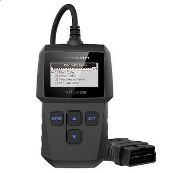 TT Topdon AL200 OBD2 Scanner