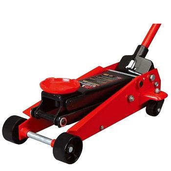 Torin Big Red Hydraulic Trolley Floor Jack 3-Ton