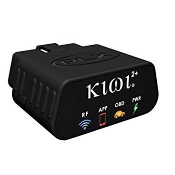 PLX Devices Kiwi 2+ Bluetooth OBD Scan Tool