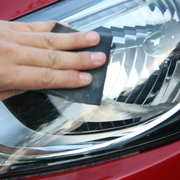 Removing Car Wax From Headlights