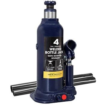 TCE Torin Hydraulic Welded Bottle Jack