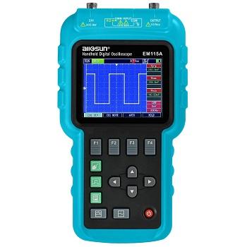 ALLOSUN 3 In1 Digital Oscilloscope