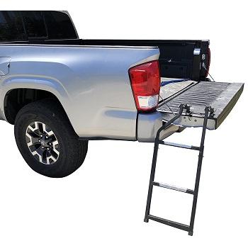 Beech Lane Pickup Truck Tailgate Ladder Universal Fit